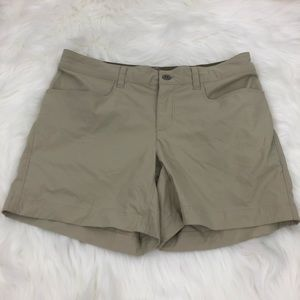 Patagonia hiking shorts ( brown tan khaki)